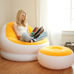 Inflatable sofa seat, inflatable rocking chair with Air pump
