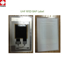 Battery assisted passive UHF RFID card Tag long range read