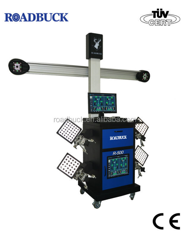 Manual wheel alignment equipment R500 with CE, ISO ,GOST