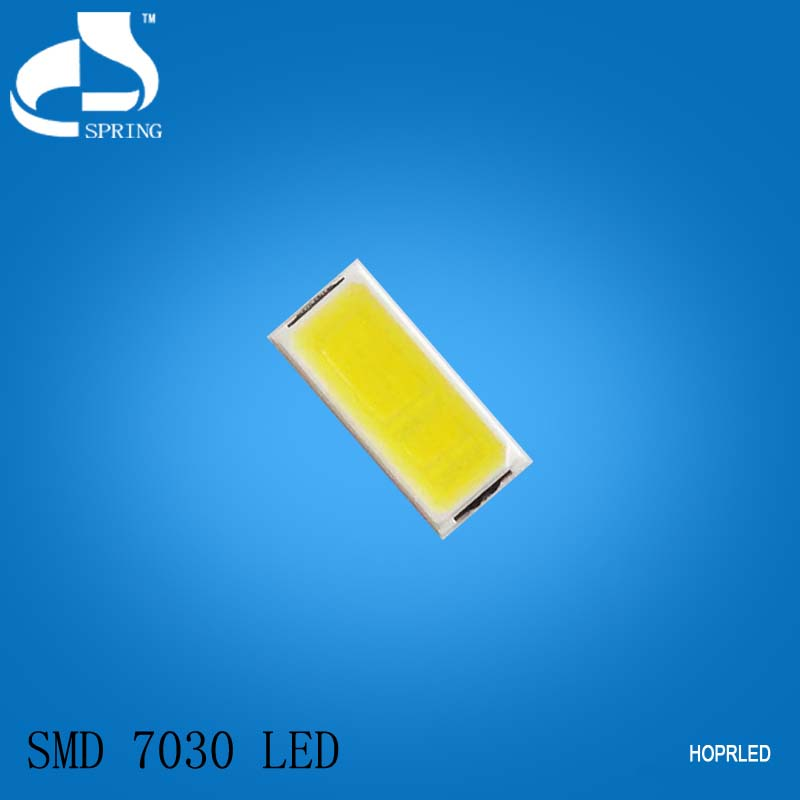 dominican blue amber smd 7030 led Natural white patch type lamp