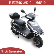 robstep 200cc 150cc gas scooter with motorcycle style