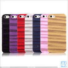 2016 New Item Free Sample Mobile Back Cover ,Wood Sim-plus Hard Phone Case For iPhone 5 5s