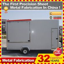 2014 good sell camping trailer kitchen,China direct factory