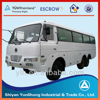 Dongfeng 6X6 Off Road Bus