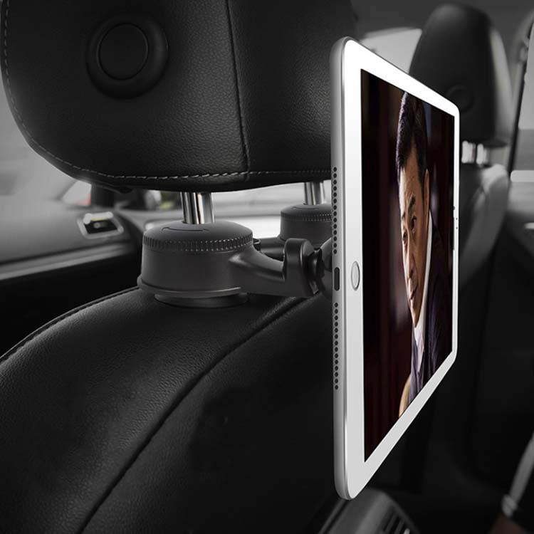 Tablet Car Holder Magnetic Car Headrest Back Seat Mount Mobile Holder for ipad 2 3 4 5 for Samsung Galaxy Tab