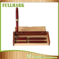 Wooden fashionable lovely nice wooden pen box case