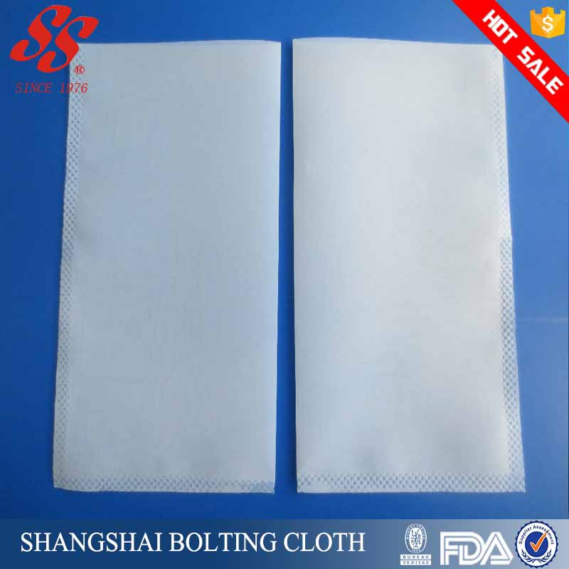 seamless ultrasonic welded 37 90 120 160um nylon polyester mesh rosin filter bags