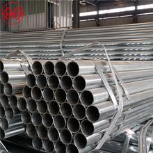 china online shopping hot dipped round q235 pipe galvanized steel profile building materials
