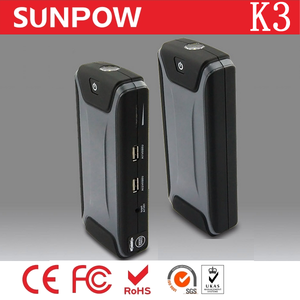 SUNPOW vehicle emergency CAR starting power supply