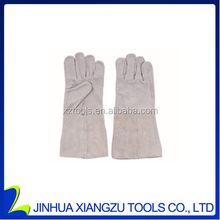 Xiangzu 14'/16' Natural color welding gloves without linging