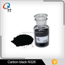 Soot carbon N326 is a filling agent for rubber