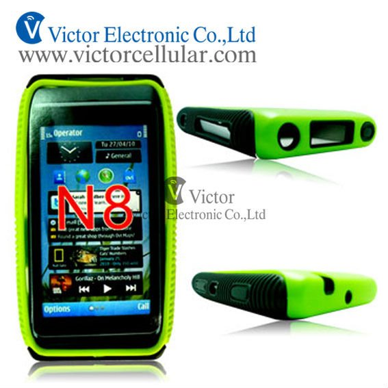 mobile phone tpu case for Nokia N8