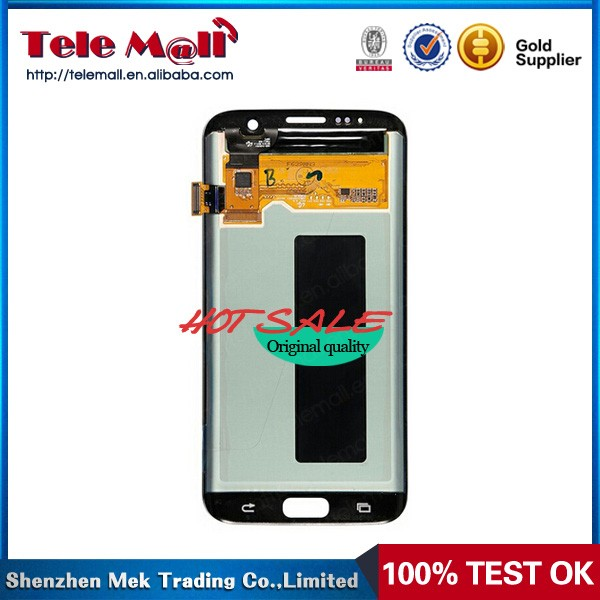 wholesale lcd digitizer replacement for Samsung Galaxy S7 Edge G9350 G935F