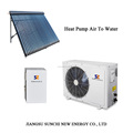 -30C cold Winter Heating High COP 3.6kW 7kW 9kW Mini Air Water Brine Source Evi Geothermal Heat Pump