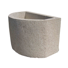 Planter Marble Granite Garden Pot Stone Flower Pot Stone Carving