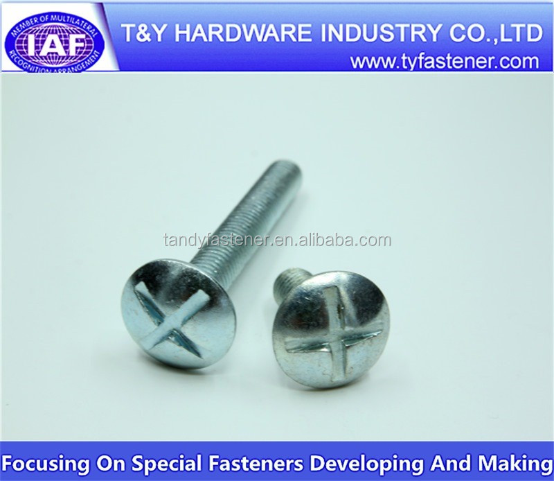super quality top level swelled roofing bolt