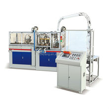 Good reputation paper cup and plate making machine