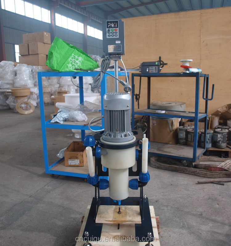 Centrifuge extraction cooper for wet metallurgy