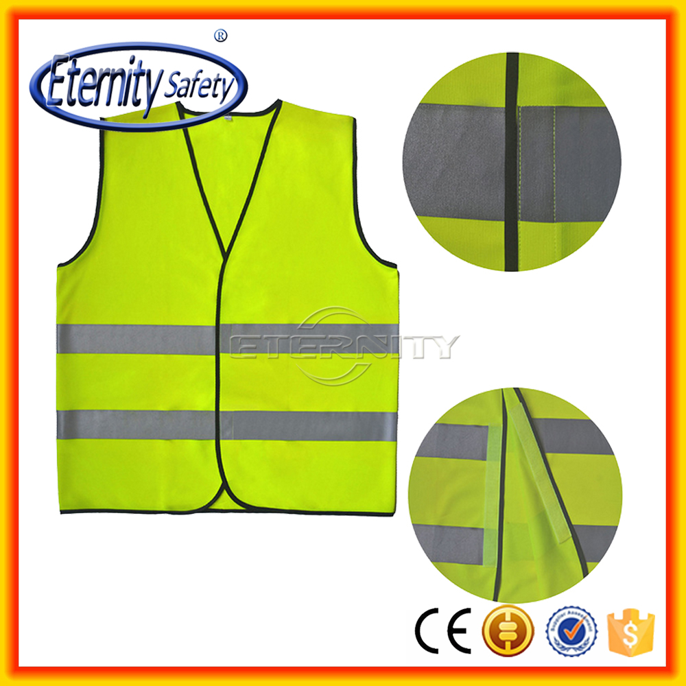 Cheap promotional road safety vest