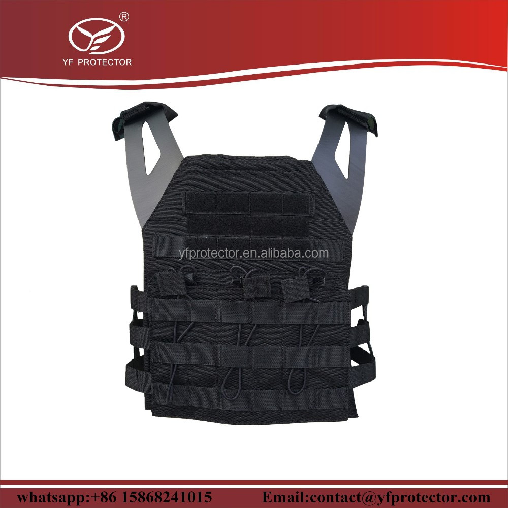 self defense security knife resistance vest for army use