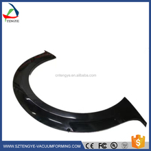durable vacuum forming plastic auto body parts products shell
