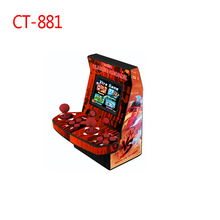 Mini Retro Arcade Games Machine Handheld Gaming System with 183 Games 2 Players