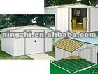 metal garden shed/small cabin price