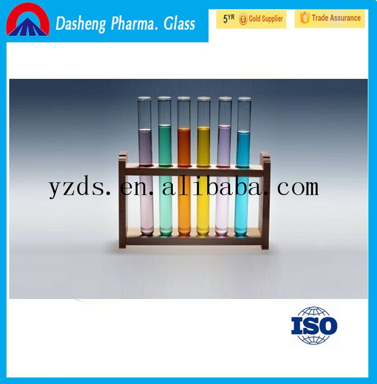 Dasheng china supplier fashion design insulated glass love roses in glass tube