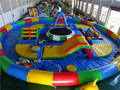 new Lake Water Park Toys , Inflatable Water Sports