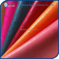 Colorful Pvc Garment Leather Leather Raw