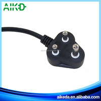 Hot selling best price China manufacturer oem 220v to 110v plug 3 pin plug adapter