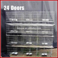High qualty cheap price A ,H type rabbit breeding cage for sale