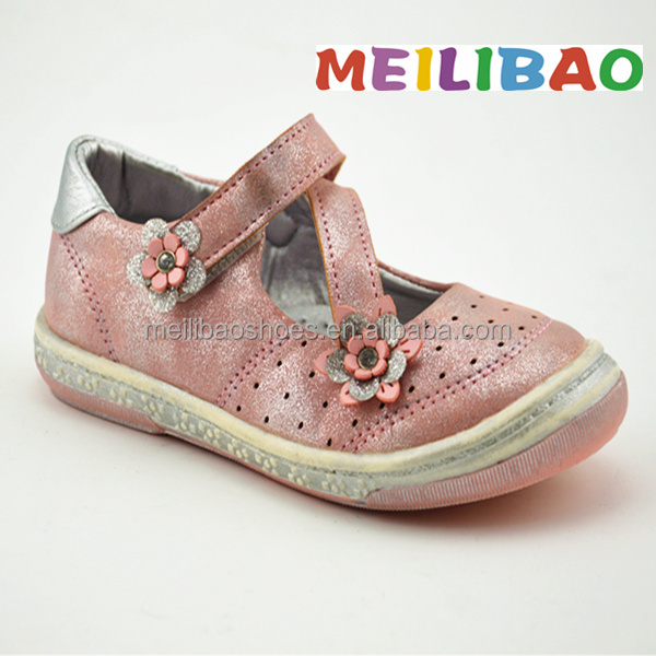 pink Dancing wholesale baby shoes