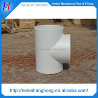 Alibaba trade assurance factory supply 6 inch high pressure pvc pipe fittings
