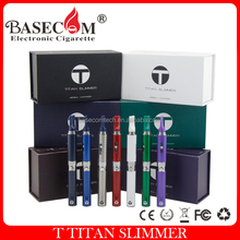 Titan slimmer hot sale! Vapor dry herbal wax dry herbal smoking vapor,hot sale!! best vapor cigarette for Titan slimmer dry herb