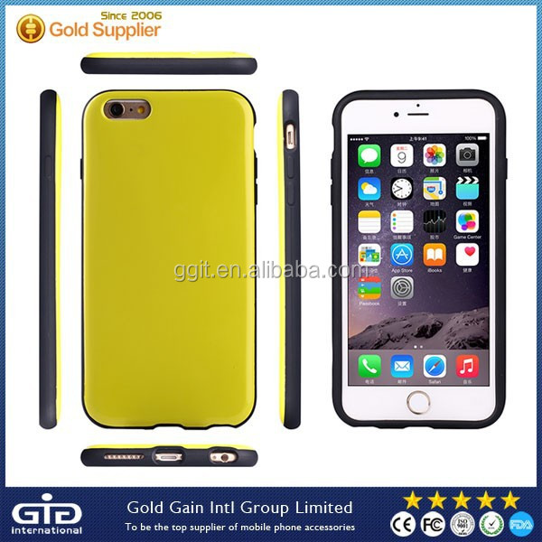 Candy Color High Quality Case For Apple For iPhone 6 Plus