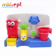 High quality baby bath toys eco friendly funny baby bath toy set for sale