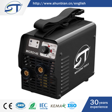 China Price Micro Portable Mini Inverter Arc Welding Machine 10-140A 50/60Hz 5.5 KVA