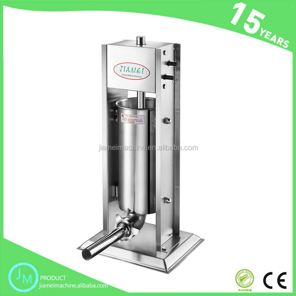5L meat sausage processing machine / manual sausage stuffer