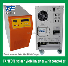 inverter solar power system Hybrid DC Pure Sine Wave Inverter Solar Powered Air Conditioner and Generator