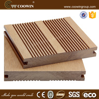China famous brand COOWIN waterproof garden or balcony with Wood Flooring