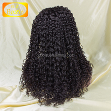 Alibaba Online Shopping Bolin hair trade assurance high quality glueless full lace wig cheap natural afro American curly wigs