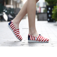 China Shoe Manufacturer Ladies Shoes Wholesale Canvas Shoe Woman