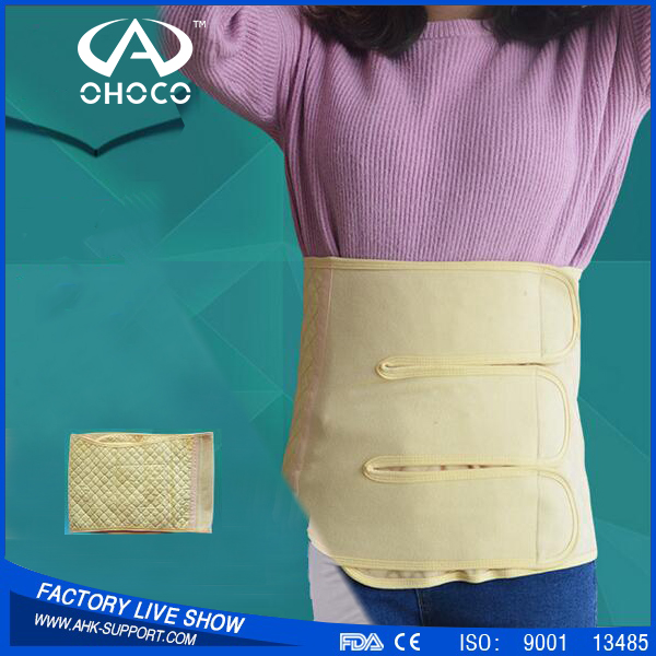 2017 Relaxing muscles back Pain Relief pregnancy back support belt and pregnancy bump support belt
