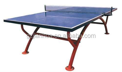 Waterproof outdoor table tennis table/table tennis table best china supplier/cheap portable ping pong table KW-701A