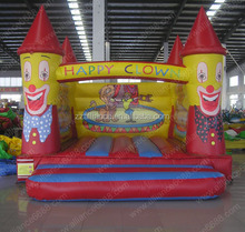 used commercial grade small inflatable bouncers for kids