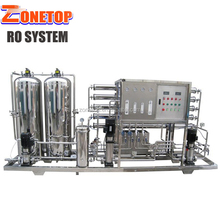 Factory Source RO Pure Water Treatment Plant Project/Packaged Drinking Water Treatment