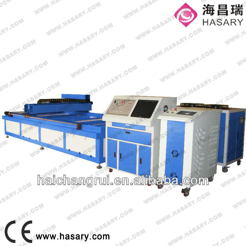 2013 Reliable brand YAG laser cutting machine for tin slag