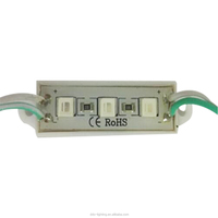 ce rohs waterproof smd 5050 3 led module with very good factory price