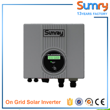 High quality and long time lifspan pv solar inverter 5KW for solar grid tie inverter system